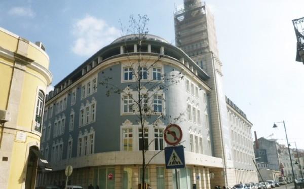 Edifício Praça Dom Luís