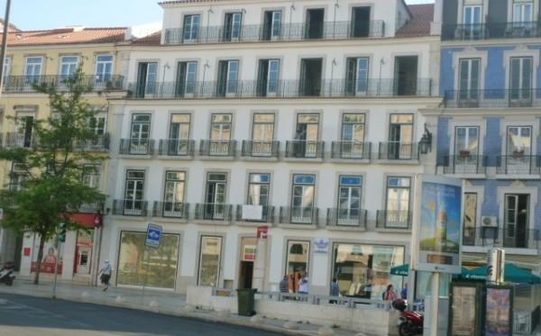 Certificação Energética de Edificio na Praça dos Restauradores, Lisboa