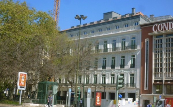 Certificação Energética de Edificio na Av. da Liberdade, Lisboa