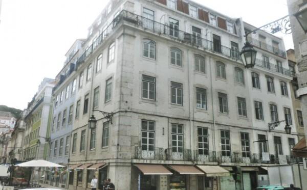 Edifício na Rua Áurea, Lisboa