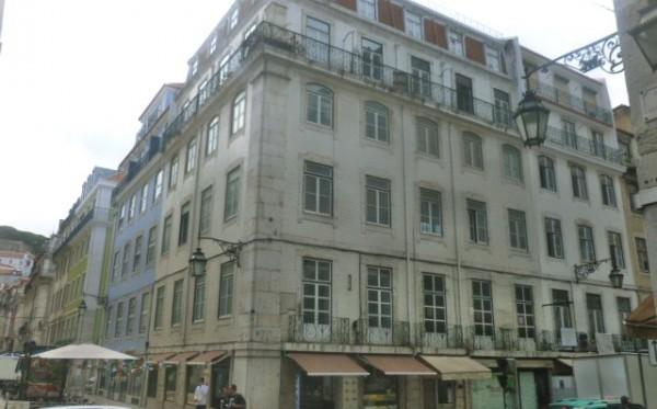 Certificação Energética de Edifício na Rua Aurea, Lisboa